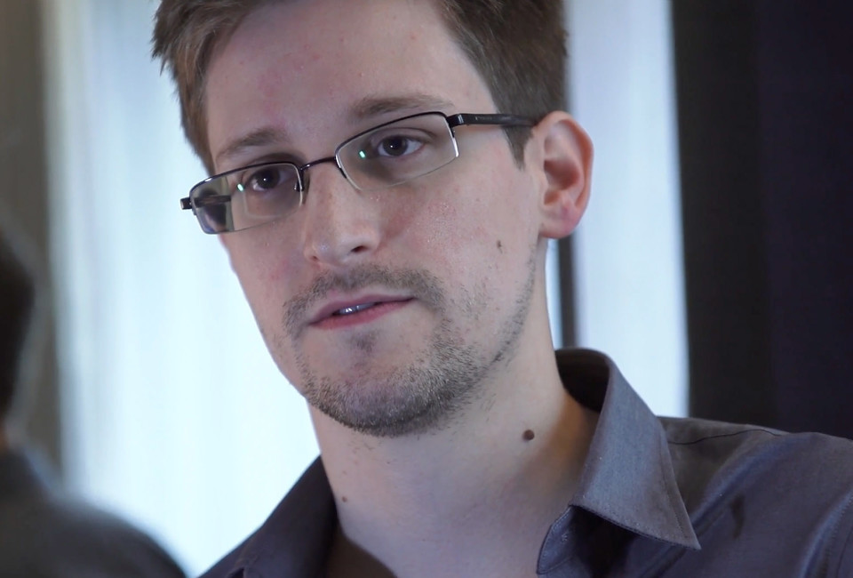 In this photo provided by The Guardian, Edward Snowden speaks during an interview in Hong Kong. Snowden, a 29-year-old former technical assistant for the CIA, revealed details of top-secret surveillance conducted by the United States' National Security Agency regarding telecom data.