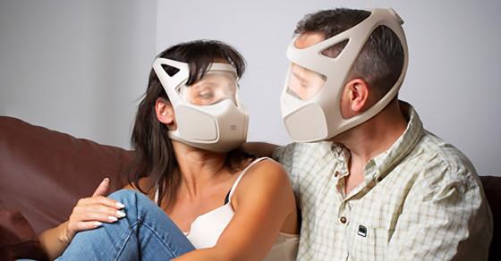 Gas Masks for the Fashion-Conscious Survivalist