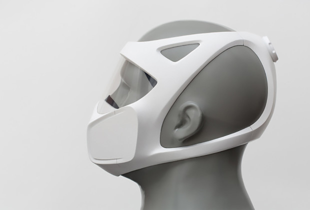 Social Gas Mask 004