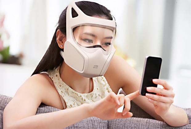Social Gas Mask 007