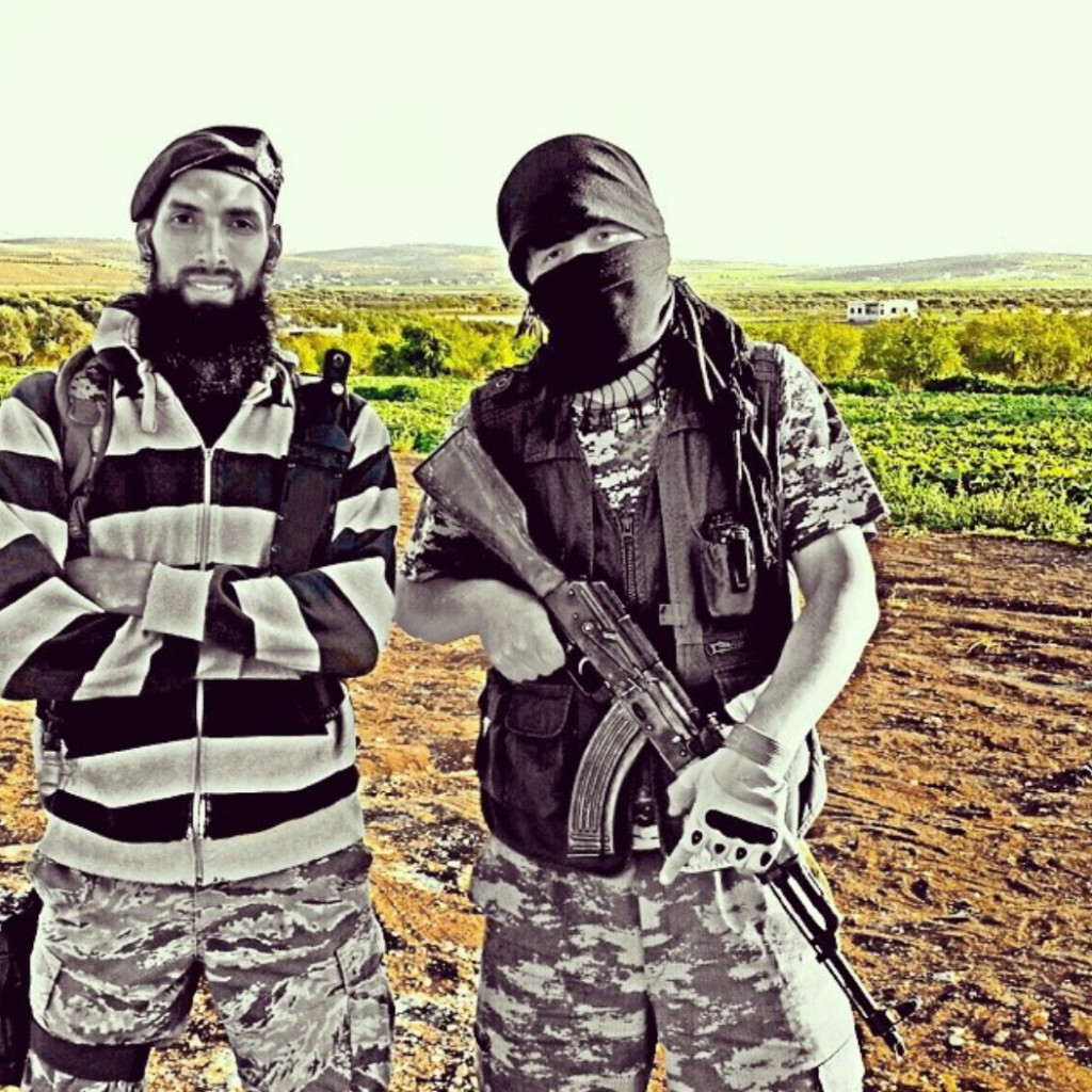 This Syrian Jihadi's Instagram Feed Goes WAY Beyond #FoodPorn