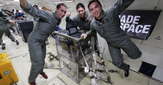 3D Printing in Space Is Still a Long Way Off