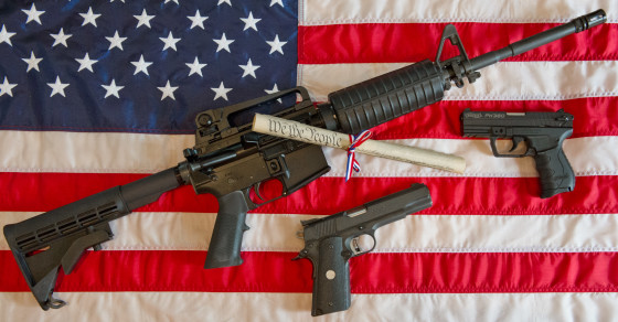Back to School: Make Sure You Pack Your AR-15, Honey