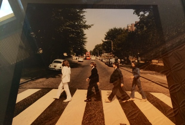 Abbey Road photo