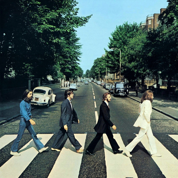 Beatles Pic Payday Poster