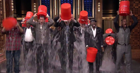 Here's the Thing About That ALS Ice Bucket Challenge