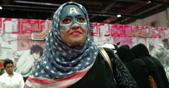 How Did the Middle East's Comic Con Strike a Blow for Feminism?