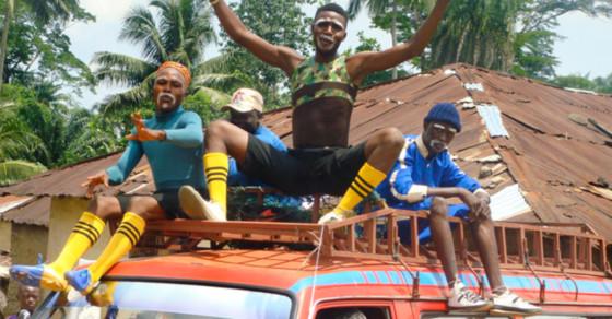 Clowns Join Fight Against Ebola Virus