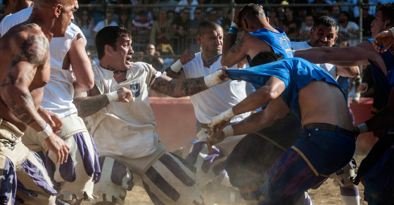 Florence's Barbaric Version of Soccer Is the Original Extreme Sport