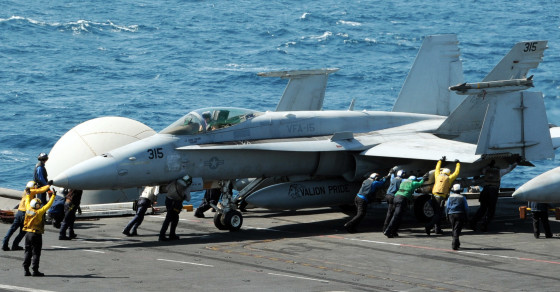 Obama's Air Strikes Against ISIS in Iraq Light Up Militant Forums