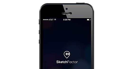 """App Helps You Avoid """"Sketchy"""" Areas…and Everything Cool"""