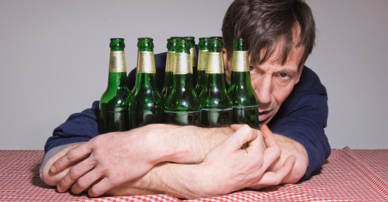 Holy Boozehounds! 10% of Americans Drink 50% of the Alcohol