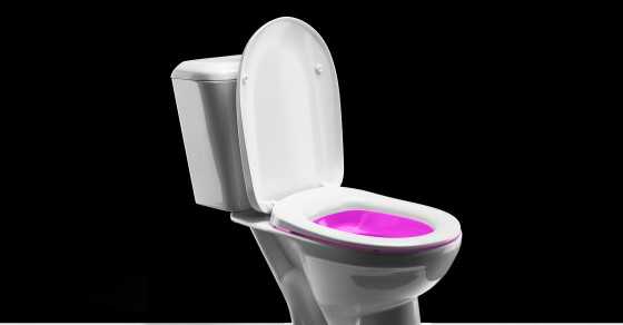 If Your Poop Is Neon, You Have Colon Cancer