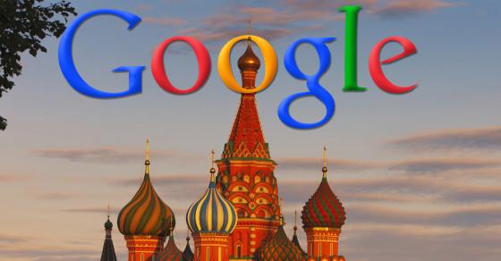 Russia Has a New Bogeyman: Google
