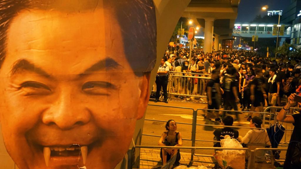 Behind the Barricades at Hong Kong's Democracy Protests