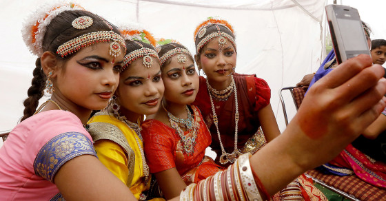 India's Morality Police Are Arresting People for Taking Selfies