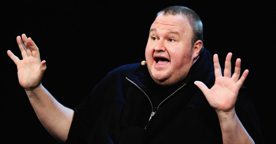 Kim Dotcom Teases Details of New Zealand's Alleged Wiretapping