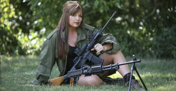 """Nutjobs Rejoice Over Gun Range's """"Muslim-Free Zone"""""""