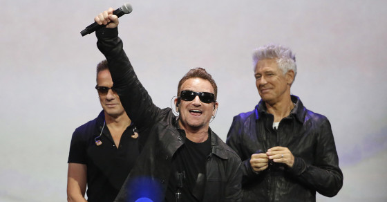 Apple Spent $50 an Album on U2 Music No One Wanted