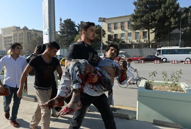 suicide bomber, Afghanistan, Kabul, Taliban