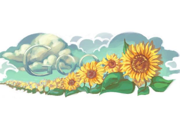 aUkraine Independence Day 2010 Doodle
