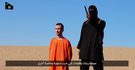 ISIS Beheading Video Released: Britain's David Haines Executed