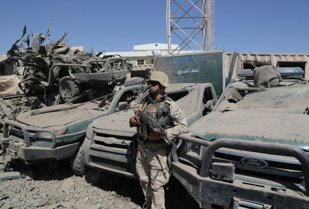 Afghanistan, Kabul, Suicide Attack, Taliban