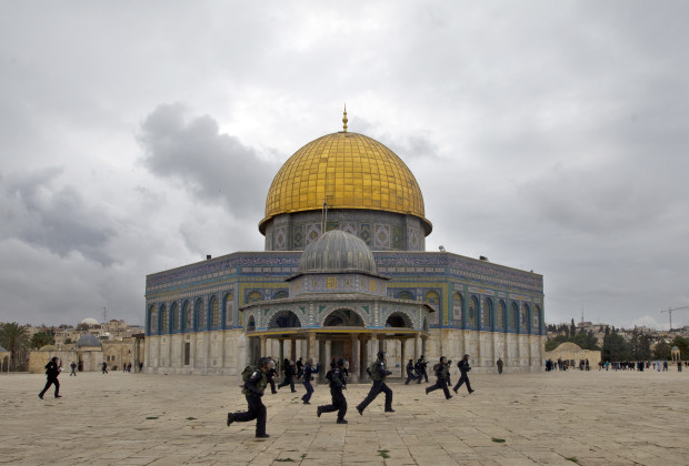 Haram al-Sharif, Al Aqsa Mosque, Jerusalem, Old City, Temple Mount, Third Temple