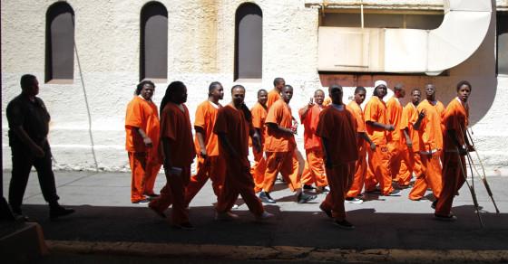 States' Racial Makeup Drives Mass Incarceration