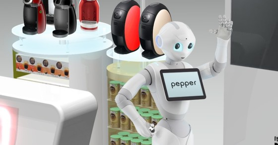 Would You Buy Your Next Coffee Machine From a Robot?