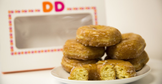 """We Tried the Dunkin' Donuts """"Croissant Donut"""" So You Don't Have To"""