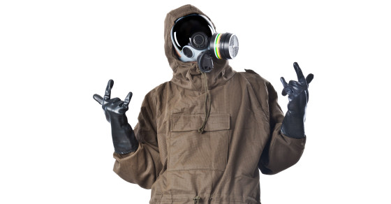 The Hottest Ebola-Proof Hazmat Suits Under $2,500