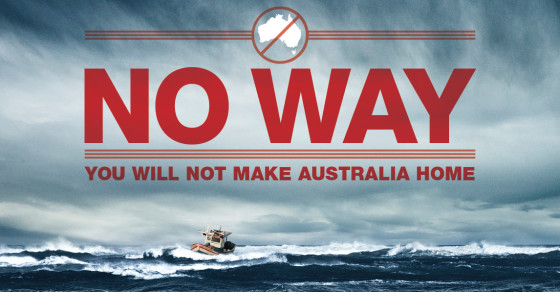 Australia Published the World's Harshest Anti-Immigration Ad