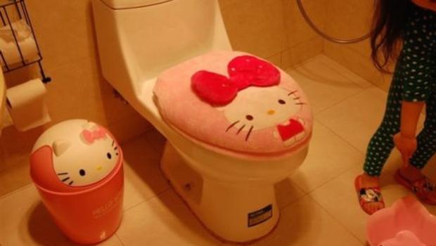 HK Toilet Seat
