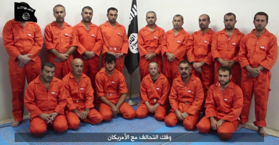 ISIS: We Waterboarded Our Prisoners