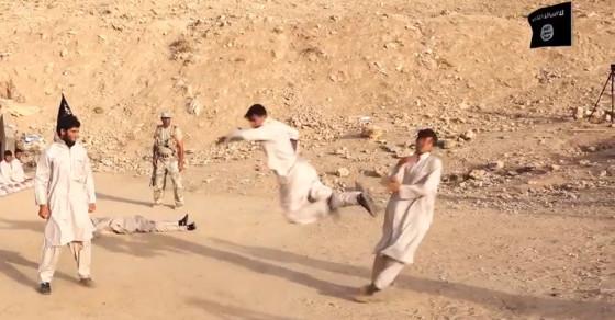 "New ISIS Training Video Showcases Discipline, ""Kung Fu"" Skills"