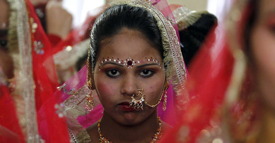 How One Woman Is Standing Up for India's Abused Husbands