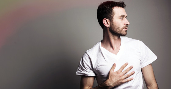 James Deen Loves Breasts, Hates Breast Cancer