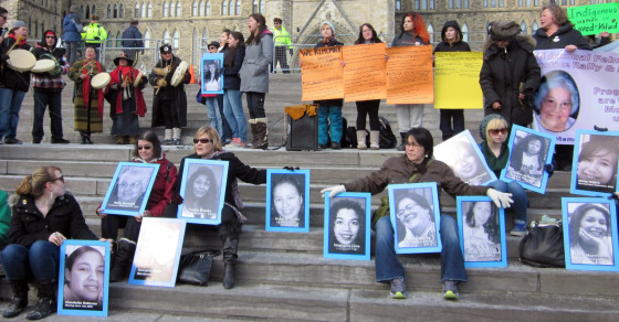 Who's Killing Canada's Aboriginal Women?
