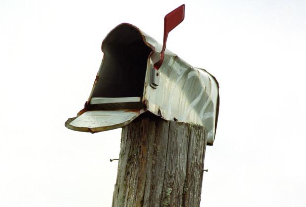 AM69A2 old mailbox