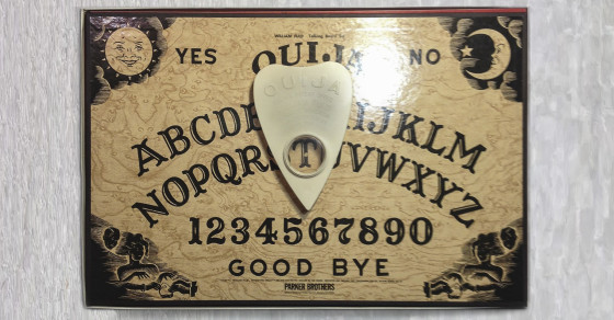 These Real Customer Reviews of Ouija Boards Prove Everyone Is Crazy
