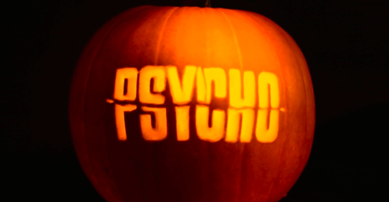 "See the ""Psycho"" Shower Scene Carved in Jack-o'-Lantern Stop-Motion"