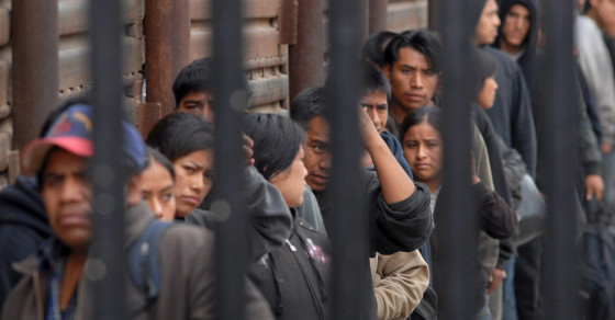 What's Sparking All Those Waves of Migrants? Rumors