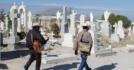 Dead Beats: The Graveside Musicians of Juárez