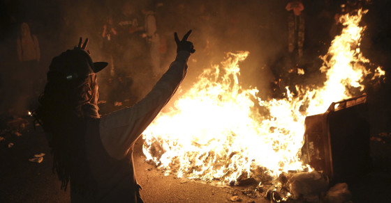 ISIS Uses Ferguson to Whip Up Its Supporters in the U.S.