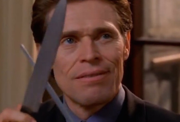 Willem Dafoe SpiderMan