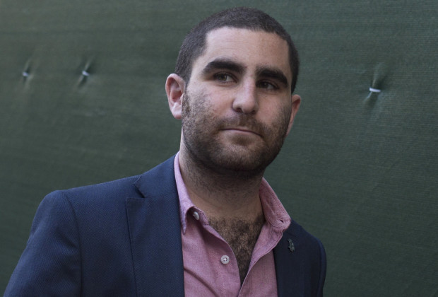 Bitcoin promoter Charlie Shrem walks out of federal court in Lower Manhattan, New York September 4, 2014. Shrem pleaded guilty on Thursday to operating an unlicensed money transmitting business, resolving U.S. charges that he helped to sell more than $1 million of the digital currency to users of the illicit online drug marketplace Silk Road. Shrem and his accused co-conspirator, Robert Faiella, pleaded guilty at a hearing in New York federal court as part of a deal struck with prosecutors from the office of Manhattan U.S. Attorney Preet Bharara. REUTERS/Adrees Latif (UNITED STATES - Tags: BUSINESS CRIME LAW) - RTR44ZZU
