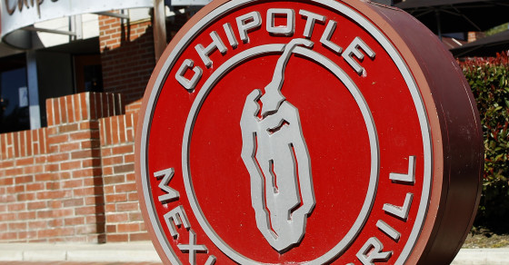 NYPD Supporters Rally Against Chipotle