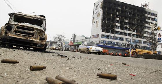 Islamic Insurgents Attack Chechen Capital