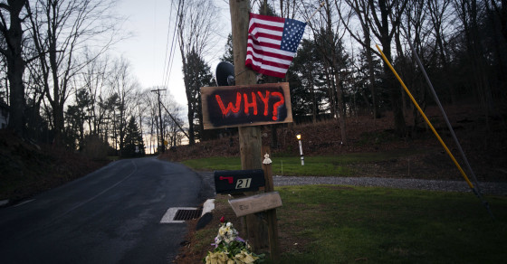 Mental Illness Is Unfairly Scapegoated In Mass Shootings